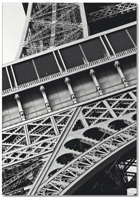 Gustave Eiffel notitieblok