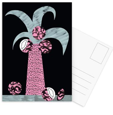 Tropciana - Royal Palm Postcard Set