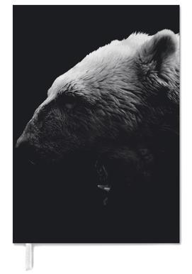 Dark Polar Bear -Terminplaner