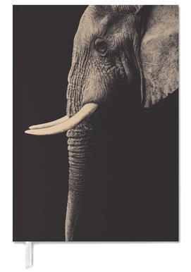 Vintage Elephant -Terminplaner
