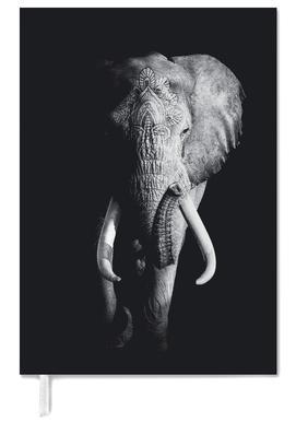 Dark Elephant -Terminplaner