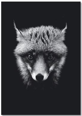 Dark Fox notitieblok