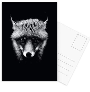 Dark Fox cartes postales