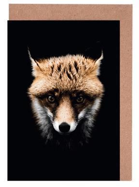 Fox Greeting Card Set