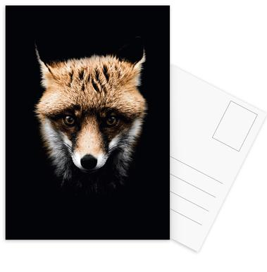 Fox cartes postales