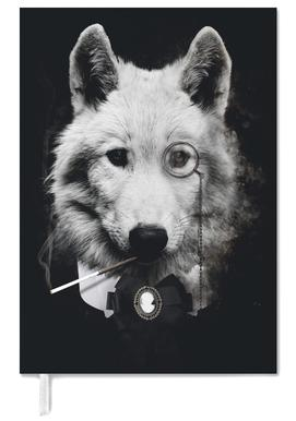 Classy Wolf -Terminplaner