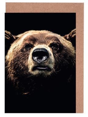 Dark Bear wenskaartenset