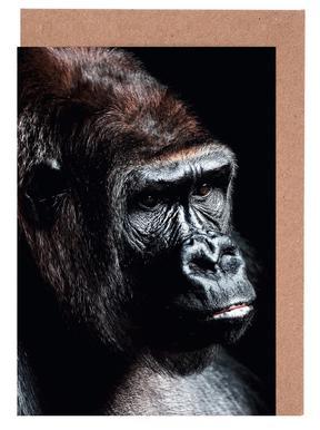 Dark Gorilla wenskaartenset