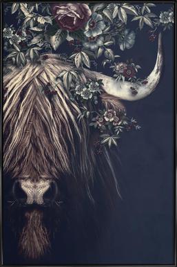 Highlander 2 ingelijste poster