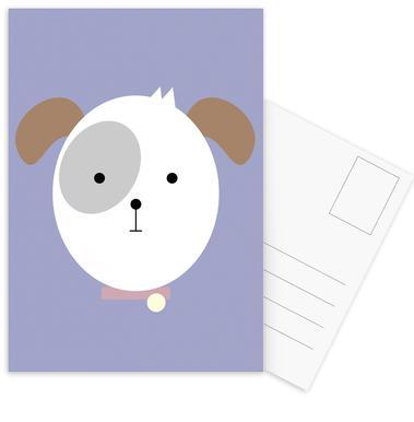Bonnie the Dog Postcard Set