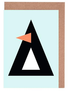 Sonny the Penguin Greeting Card Set