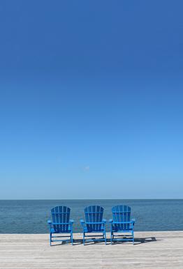 Ocean View acrylglas print
