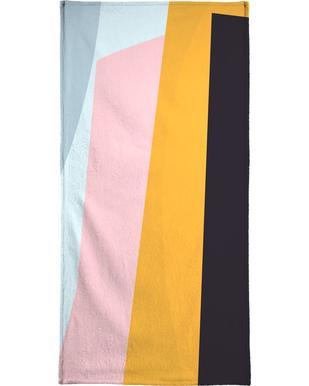 Pastel 2 handdoek