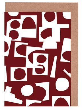 Collage 3 wenskaartenset