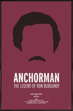 Anchorman Framed Poster