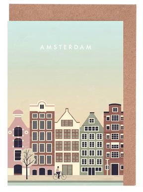 Amsterdam cartes de vœux