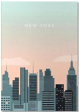 New York bloc-notes