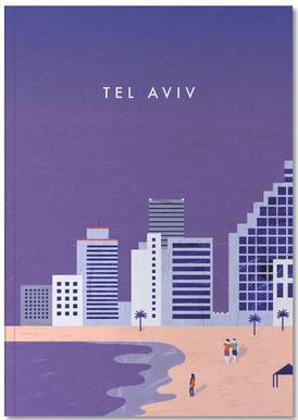 Tel Aviv Notebook