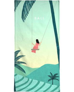 Bali serviette de plage