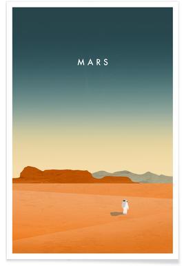 Mars -Poster