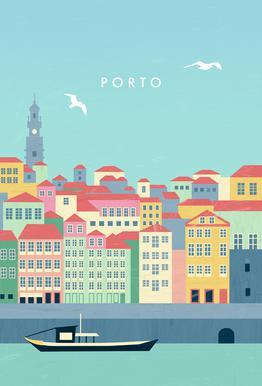 Porto -Alubild