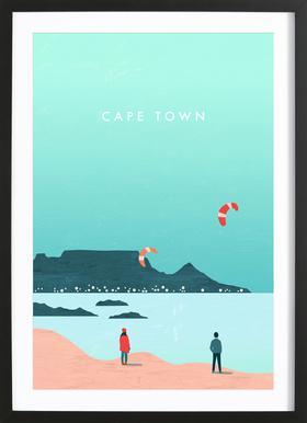 Cape Town Framed Print