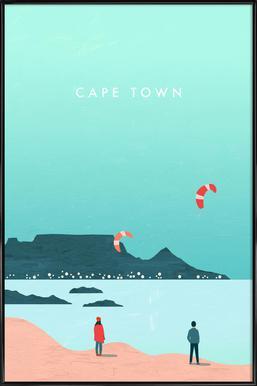 Cape Town Framed Poster