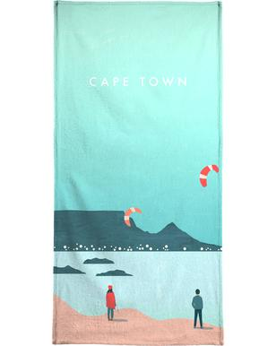 Cape Town Bath Towel