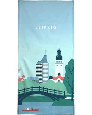 Leipzig Beach Towel