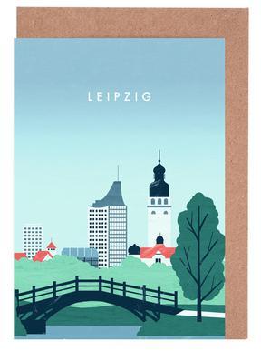 Leipzig Greeting Card Set