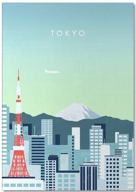 Tokyo Notepad