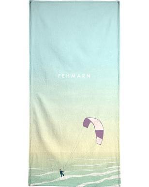 Fehmarn -Handtuch