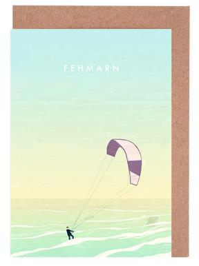 Fehmarn -Grußkarten-Set