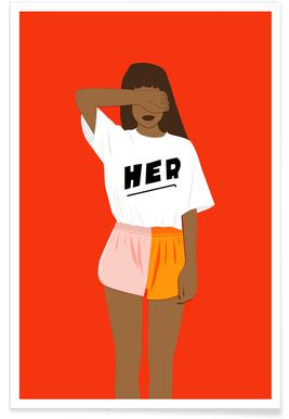 Her III affiche