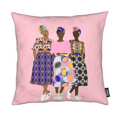 Grlz Band coussin