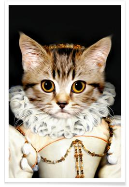 Miss Poes -Poster