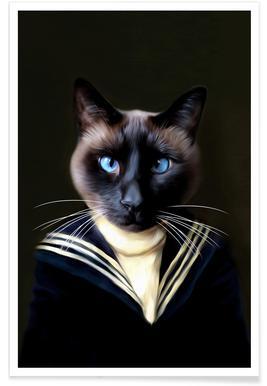 Dorus the Sailor affiche