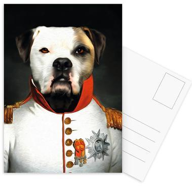 Mozart cartes postales