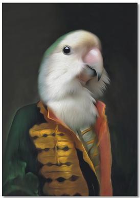 Papagaai Daan Notepad