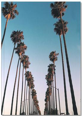 Wanna Be in LA by @samfn carnet de notes