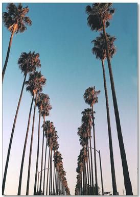 Wanna Be in LA by @samfn -Notizblock
