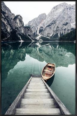 Calm Waters by @rwam ingelijste poster
