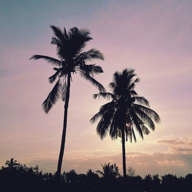 Philippine Sky by @elixir_kun -Leinwandbild