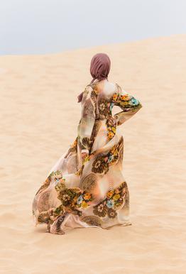 Desert Dance by Kurshid Samarqandiy -Alubild