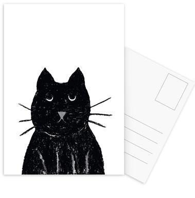 Innocent Cat -Postkartenset