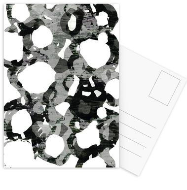 Paper Study I cartes postales