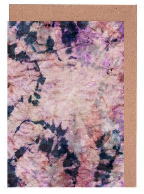 Textile Study Rosé Greeting Card Set