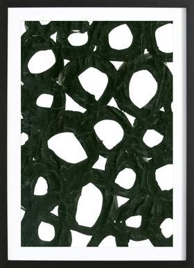 Aioen Framed Print