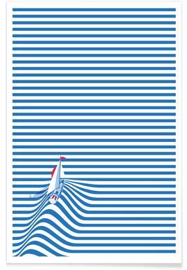 Sail Away -Poster