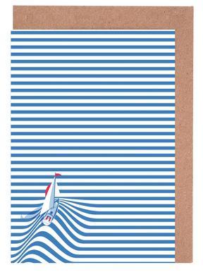 Sail Away cartes de vœux
